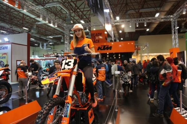Выставка EURASIA BIKE FAIR 2017